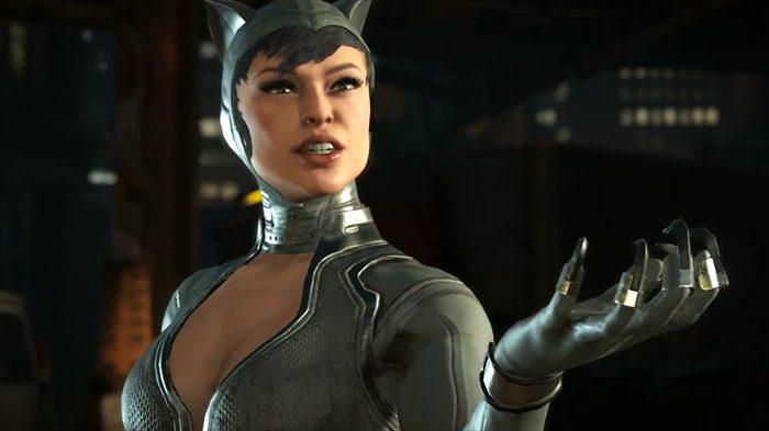 Girl power: Mulher-Leopardo e Mulher-Gato invadem o novo trailer de Injustice 2!