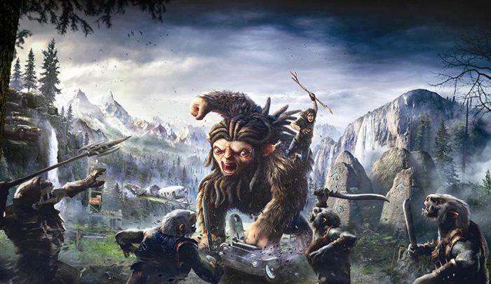 Troll and I: trabalhe junto com um monstro simpático neste promissor game de aventura