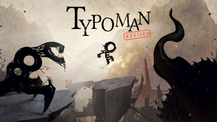 Análise Arkade: os criativos puzzles ortográficos de Typoman Revised