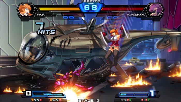 Análise Arkade: Chaos Code é pancadaria 2D como nos tempos dos fliperamas