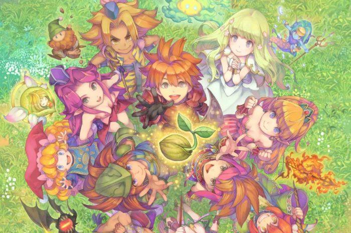 Square Enix anuncia coletânea com os três primeiros games da série Mana para o Switch