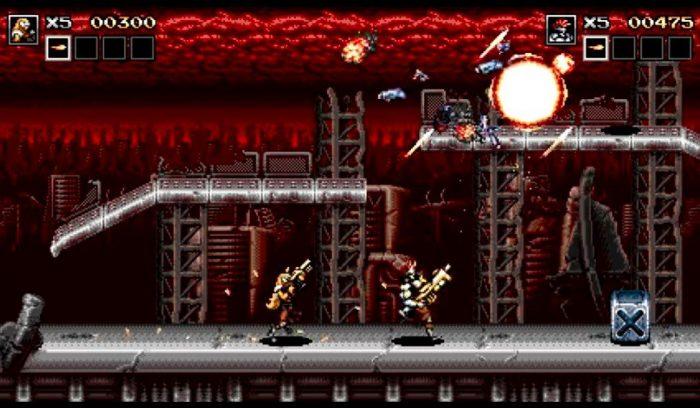Blazing Chrome: jogo brasileiro inspirado em Contra e metal Slug parece irado, confira!