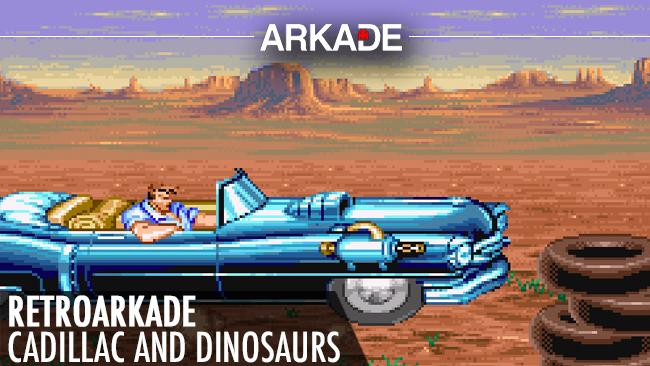 RetroArkade: a união de Cadillacs e Dinossauros foi uma das melhores coisas dos anos 90