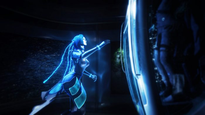 Preview Arkade: Acorde sozinho no escuro em P.A.M.E.L.A.