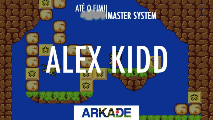 Arkade TV - Até o Fim com o Alex Kidd in Miracle World