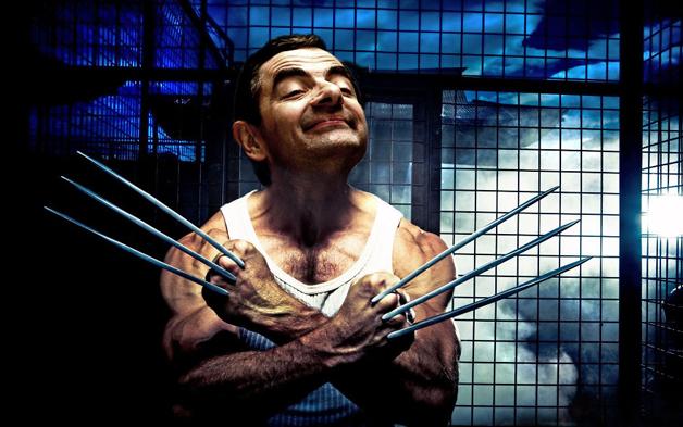 Mr. Bean se transforma em vários personagens com a ajuda da Internet