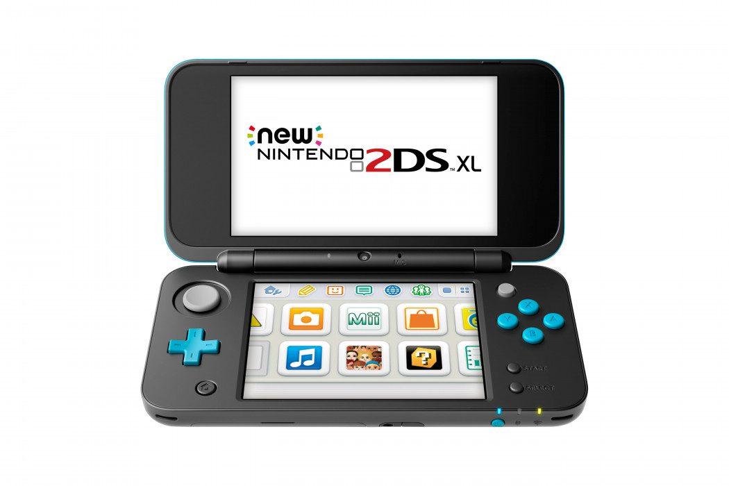 Pegando todos de surpresa, Nintendo timidamente anuncia o portátil 2DS XL