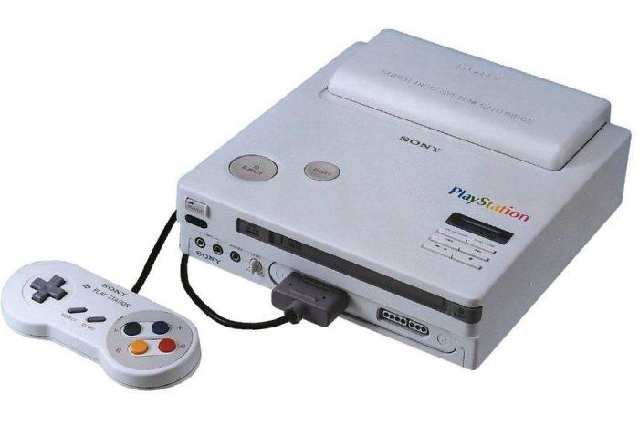 O protótipo do Nintendo Playstation finalmente pode ler CDs