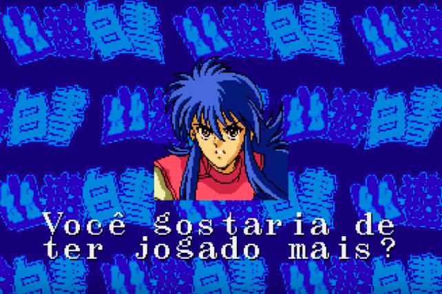 RetroArkade - O Yu Yu Hakusho que a Tectoy traduziu para o Mega Drive