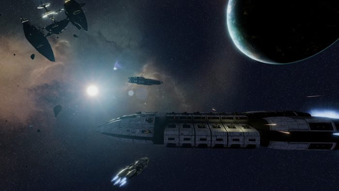 Reviva a primeira guerra contra os Cylons em Battlestar Galactica: Deadlock!