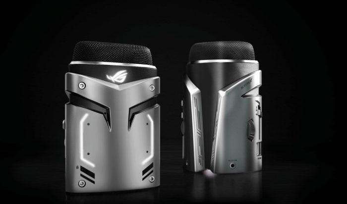 ASUS lança microfone Strix Magnus, com promessa de melhora no streaming de jogos
