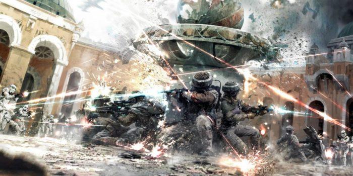 Star Wars First Assault:  tech demo do game nunca lançado está disponível para download