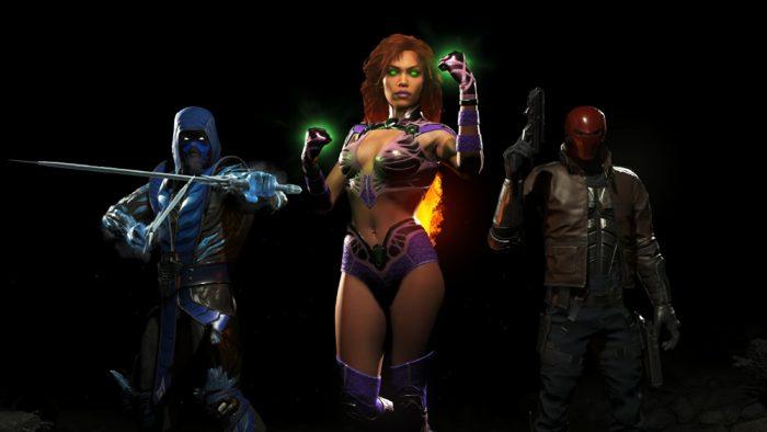 Fighter Pack 1 de Injustice 2 será liberado já em junho!