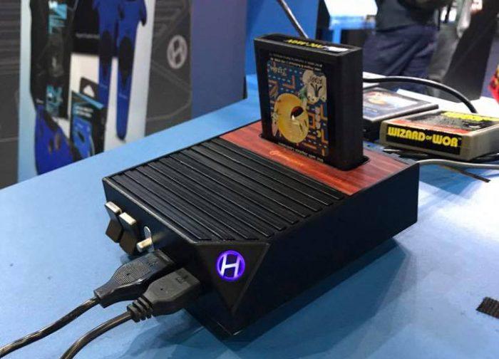 Hyperkin apresenta o Retron 77, um Atari 2600 com 1080p
