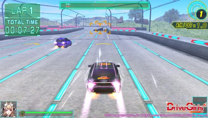 Análise Arkade: Drive Girls é tipo Transformers, mas com waifus