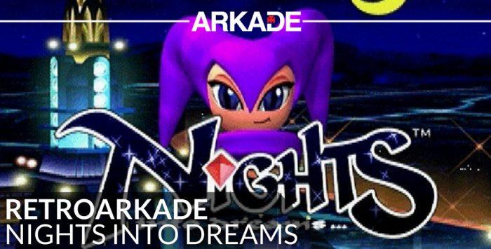 RetroArkade: NiGTHS Into Dream's é, literalmente, o jogo dos sonhos.