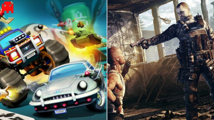 Lançamentos da semana: Micro Machines World Series, Get Even, Nex Machina e mais