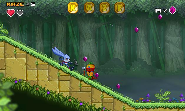 Kaze and The Wild Masks: conheça um simpático jogo indie que presta homenagem ao clássico Donkey Kong Country