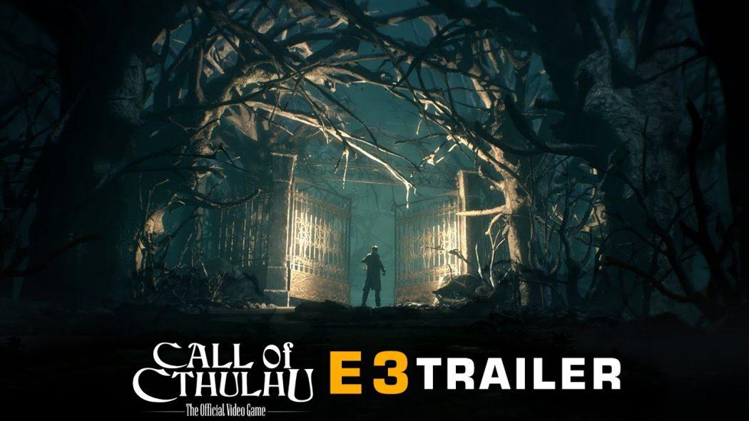 E3 2017: Confira o novo e aterrorizante trailer de Call of Cthulhu