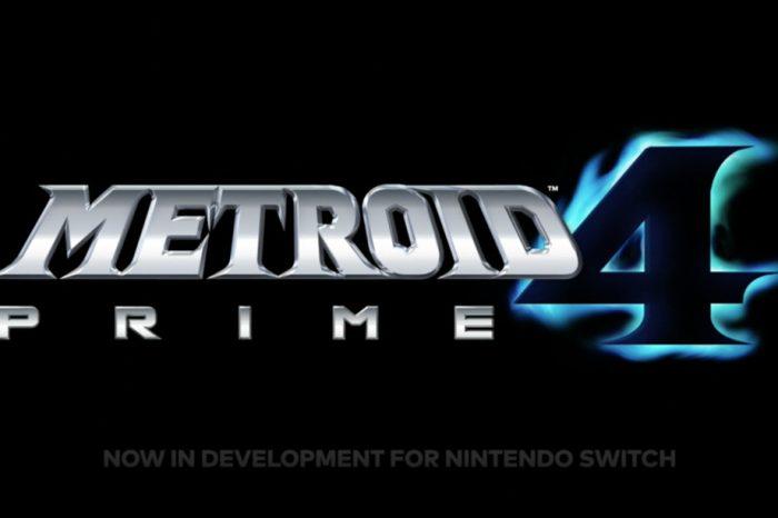 E3 2017: Metroid Prime 4 foi confirmado para o Nintendo Switch