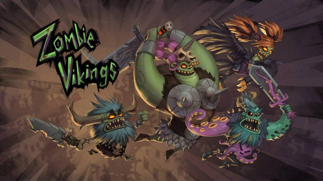 Análise Arkade: recupere o olho de Odin no hilário Zombie Vikings