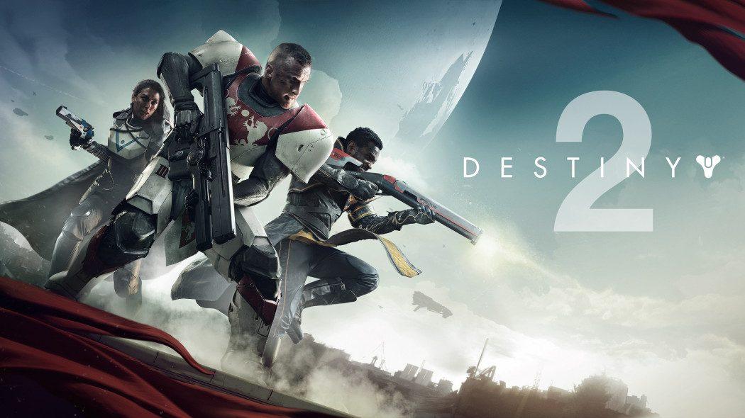 Assista agora a vários novos vídeos de gameplay de Destiny 2