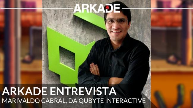 Arkade Entrevista: Marivaldo Cabral, do estúdio brasileiro QUByte Interactive