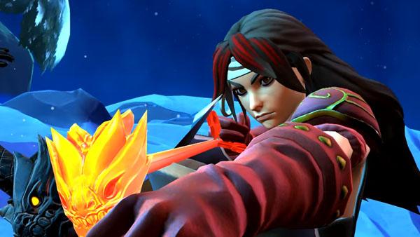 Conheça Fantasy Strike, game de luta de um ex-desenvolvedor da franquia Street Fighter