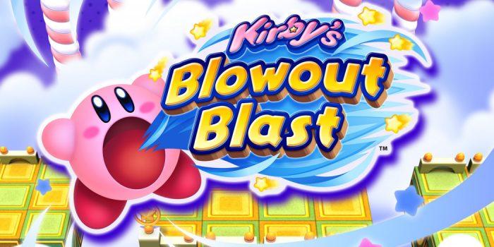 Lançamentos da semana: Kirby's Blowout Blast, Accel World VS. Sword Art Online e mais