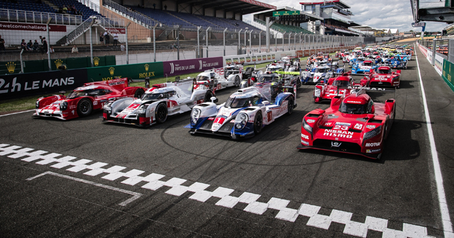 Arkade Séries - Le Mans: Racing is Everything