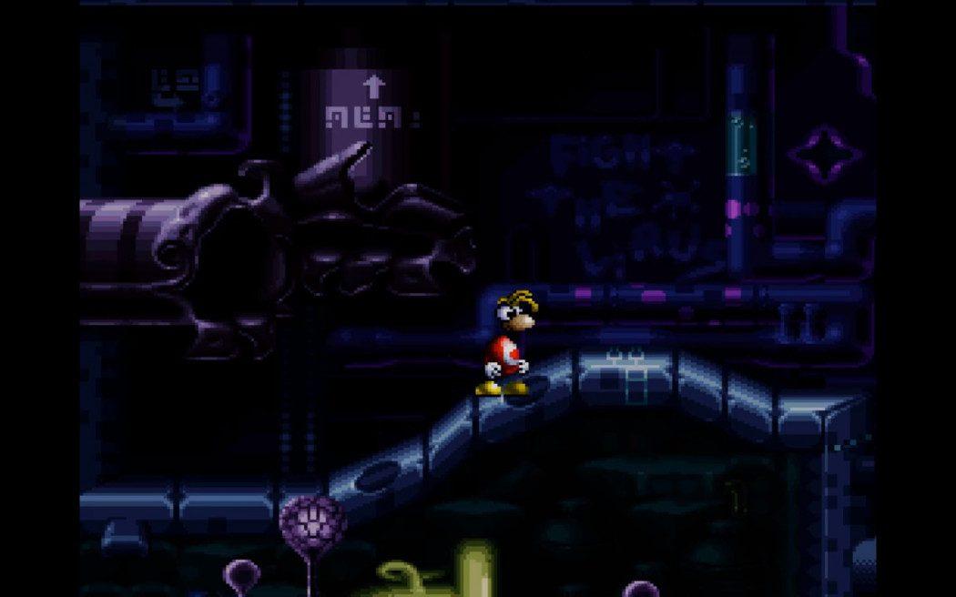 Um protótipo abandonado de Rayman para o Super Nintendo é descoberto e liberado para download!