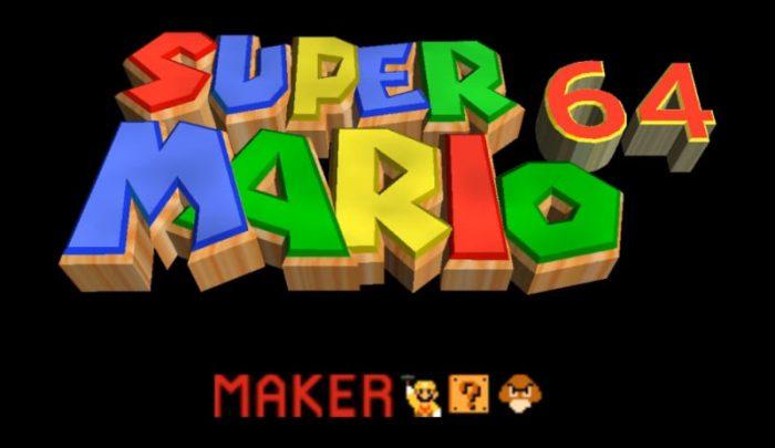 Depois do Mega Man, agora Super Mario 64 também ganhou um editor de levels!