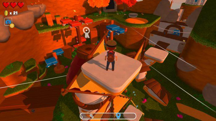 Análise Arkade: POI é uma grande homenagem aos jogos de plataforma e aventura
