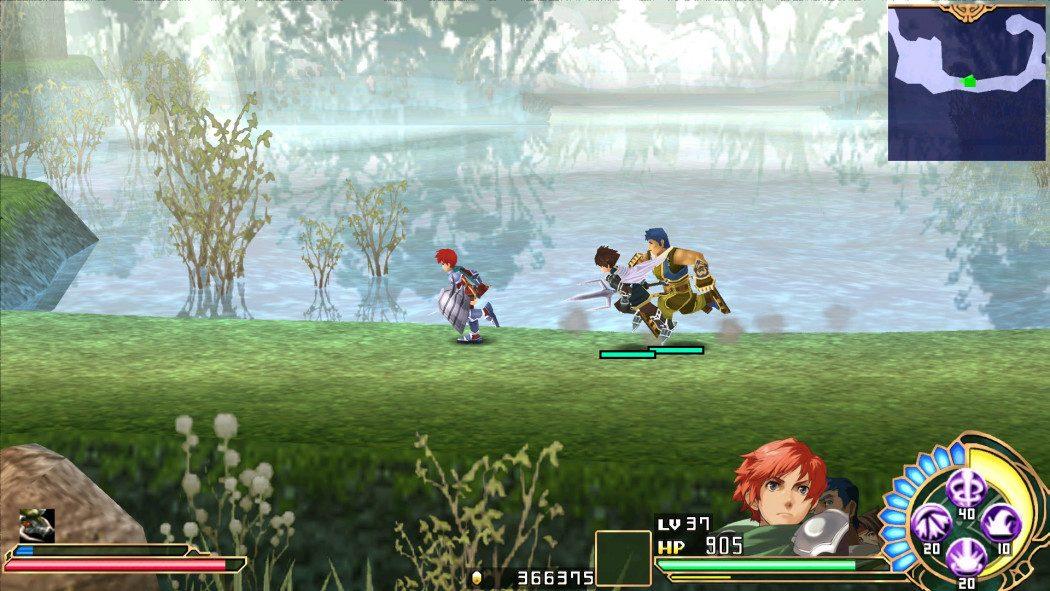 Clássico do PSP Ys Seven será lançado para PCs com suporte a conquistas e 60 fps