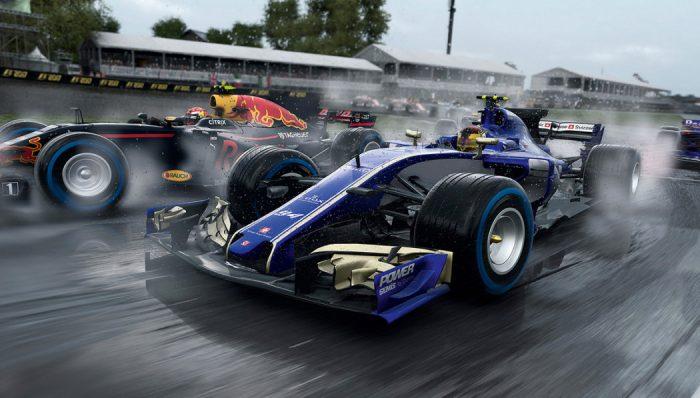 A Fórmula 1 entrou no mundo do eSport com o seu F1 2017