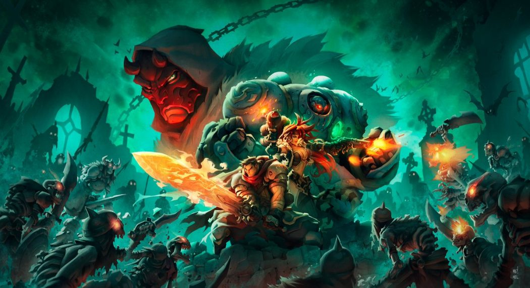 Battle Chasers: Nightwar - Novo game dos criadores de Darksiders ganha novo trailer