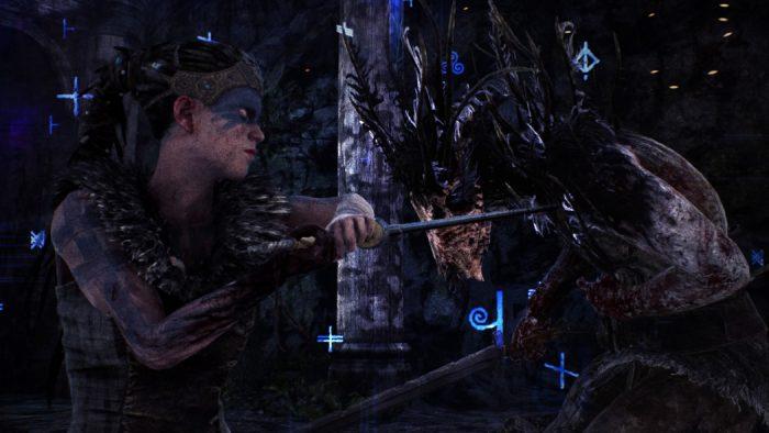 Análise Arkade: Hellblade Senua's Sacrifice é um passeio sombrio pela mitologia e pela psique humana