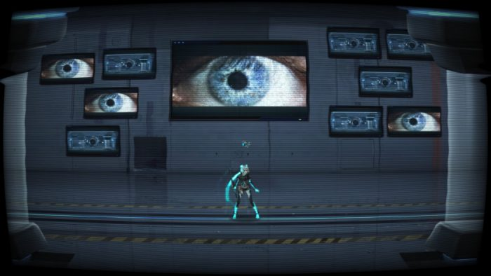 Análise Arkade: Icey é hack 'n slash, criatividade e metalinguagem para explodir a sua cabeça