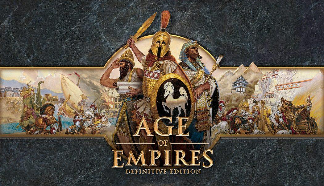Assista agora a 14 minutos de gameplay de Age of Empires Definitive Edition