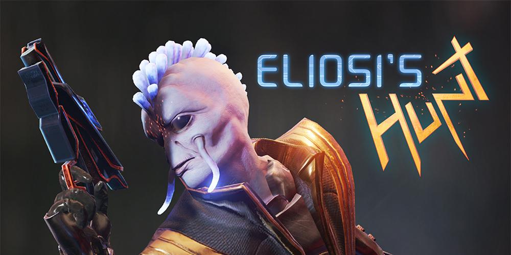 Resultado de imagem para eliosi's hunt