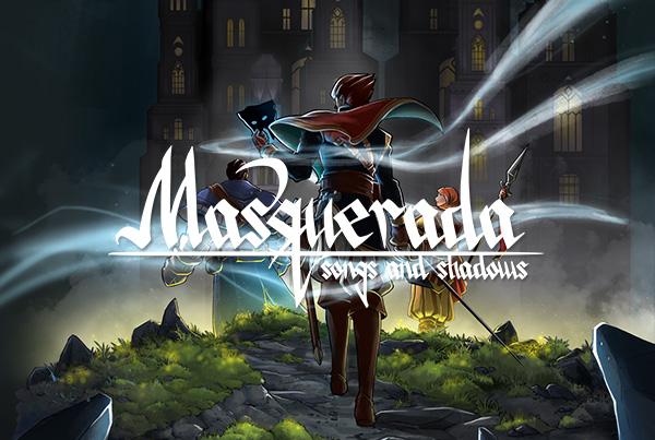 Análise Arkade: Uma emocionante história de lealdade em Masquerada: Songs and Shadows