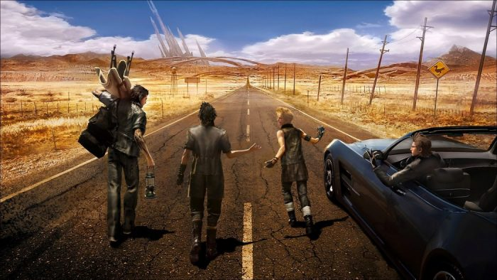 Pocket Edition é anunciado para smartphones — Final Fantasy XV