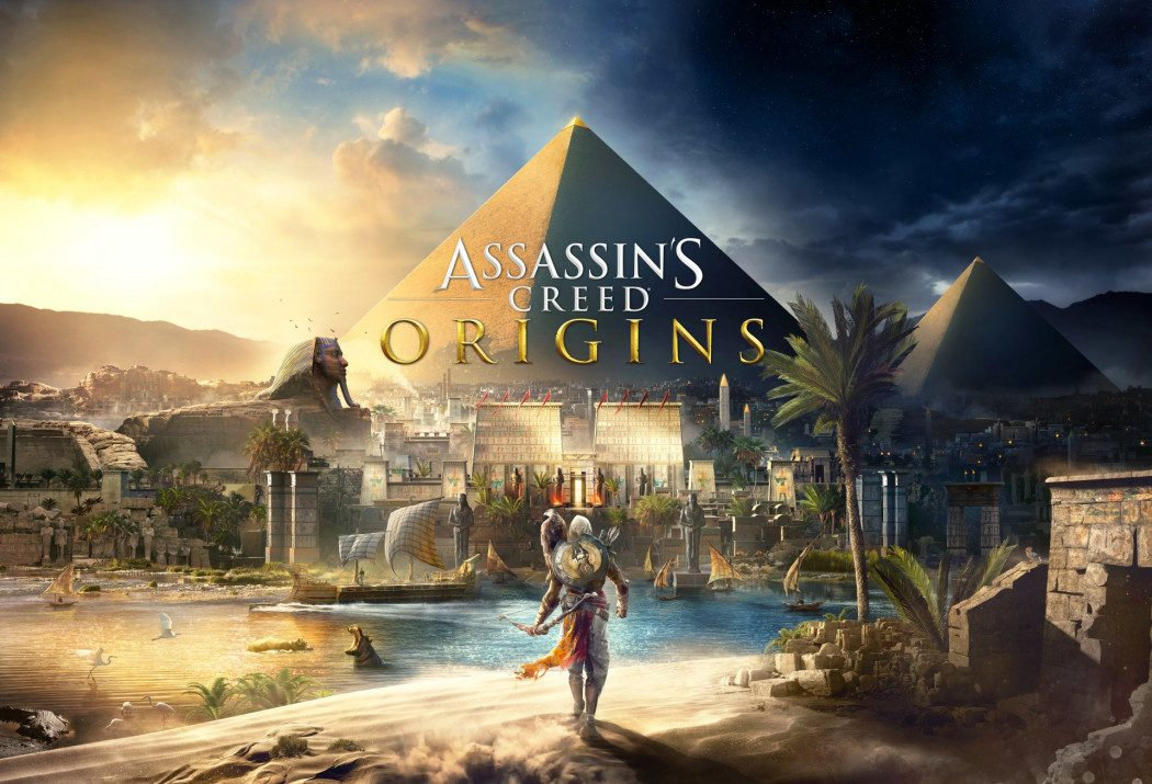Confira a novos 18 minutos de gameplay de Assassin's Creed Origins