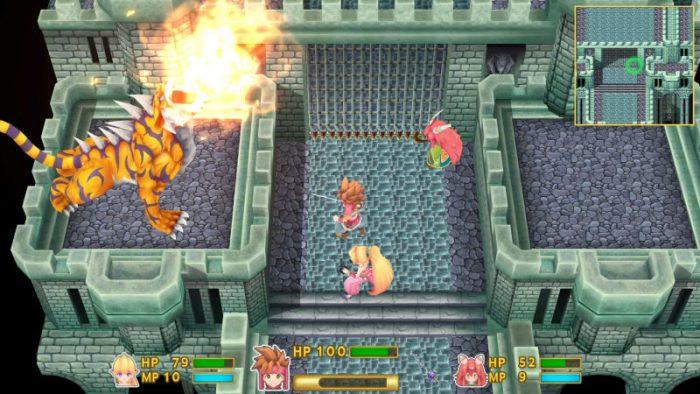 Secret of Mana: RPG clássico do Super Nintendo ganhará remake completo!