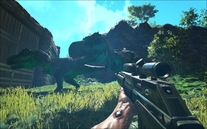 Análise Arkade: sobrevivendo ao mundo selvagem de Ark Survival Evolved