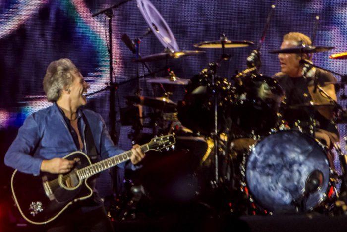 Rock in Rio: Bon Jovi e Tears for Fears nos levaram de volta aos anos 80