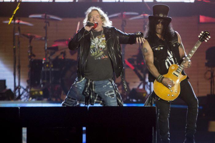 Rock in Rio: The Who traz uma aula de Rock e Guns N' Roses fazem show energizante