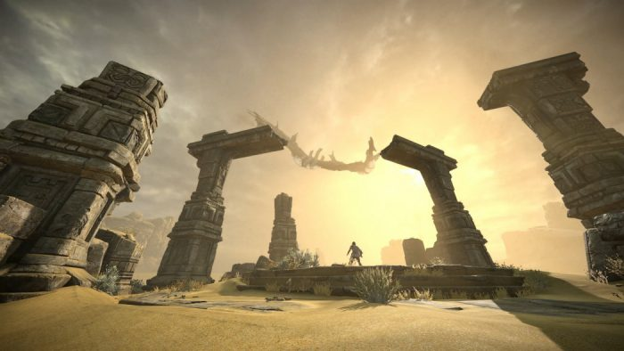 Sony divulga novo trailer do remake de Shadow of The Colossus