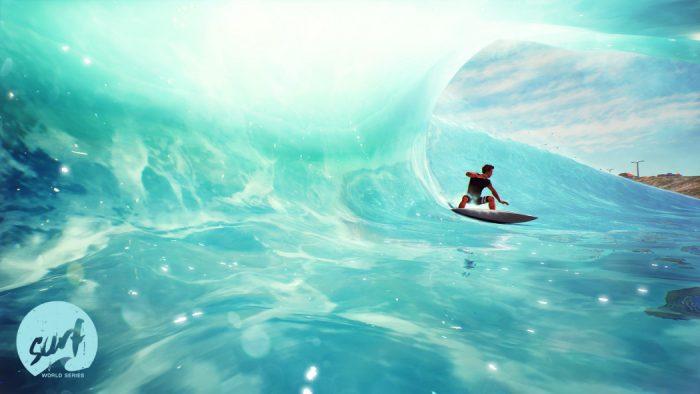 Análise Arkade: pegando altas ondas no divertido Surf World Series