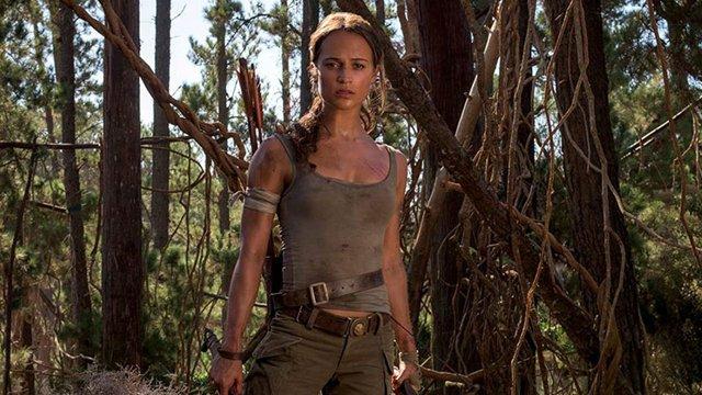 A Origem tem o primeiro teaser divulgado — Tomb Raider